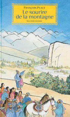 Le sourire de la montagne. F. Place. Pour en savoir plus: http://www.francois-place.fr/portfolio-item/le-sourire-de-la-montagne-2/