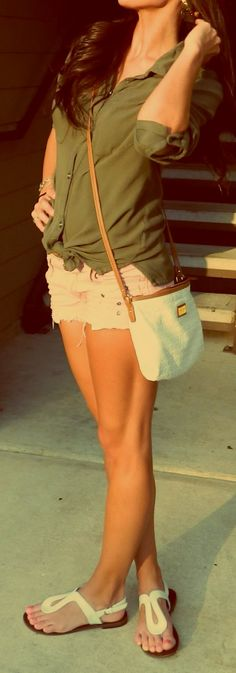 cute and casual, for spring