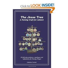 The Jesse Tree: A Family Craft for the Story of Advent. Bought to supplement our Advent activities this year