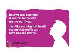 #MentalHealth #ShantiHome