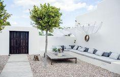 Dé perfecte Ibiza tuin