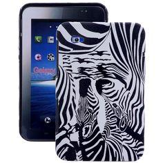 Zebra (Design3) Samsung Galaxy Tab P1000 Deksel Luxor, Galaxies, Samsung Galaxy, Phone Cases, Cover, Blankets