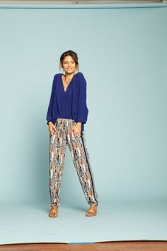 Tolani Carrie Silk Pants Silk Pants, Harem Pants, Trousers, Comfy Casual, Backpacker, Carrie, Carry On, My Style, Fashion