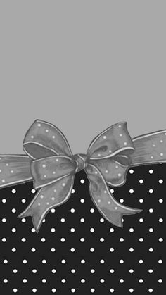 By Artist Unknown. Bow Wallpaper, Cellphone Wallpaper, Pattern Wallpaper, Iphone Wallpaper, Cool Backgrounds Wallpapers, Pretty Wallpapers, Phone Backgrounds, Background Pictures, Illustrations