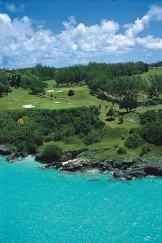 Port Royal Golf Course, Bermuda. Site of the 2012 PGA Grand Slam of Golf. This is one of the finest public courses in the world. An exciting course -- loved it!