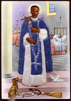 San Martin de Porres: patron saint of public health!