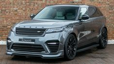 Romans are pleased to offer this Land Rover Range Rover Velar R-Dynamic Hse for sale presented in Corris Grey with Ebony / Ivory Leather. Range Rovers, Range Rover Evoque, Used Land Rover, Range Rover Supercharged, Performance Engines, Best Luxury Cars, Land Rover Discovery, Fender Flares, Gray Interior