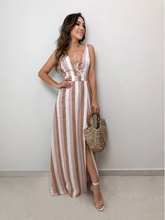 I know I said no dresses next fix, but I really wouldn't mind one just like this Cute Dresses, Casual Dresses, Casual Outfits, Fashion Outfits, Fashion Fashion, Fashion Tips, Cute Summer Outfits, Spring Outfits, Retro Fashion