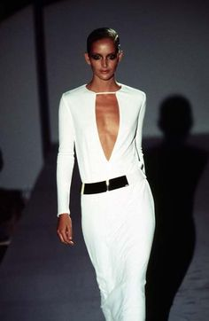 Gucci by Tom Ford, Fall 1996.