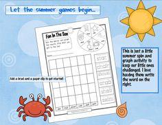 Kindergarten Crayons: No Summer Slide On My Watch
