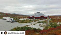 Arctic Circle. #reiseblogger #reiseliv #reisetips #reiseråd  #Repost @annelisestornes (@get_repost)