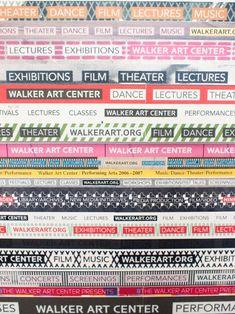 Billedresultat for walker art center graphic design