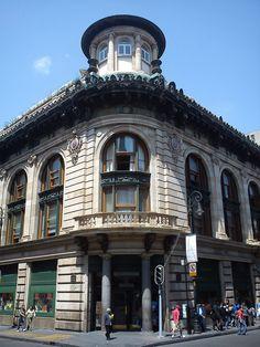 Edificio Boker. Mexico DF