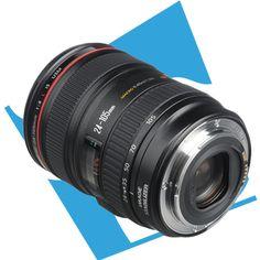 Kiralık Canon EF 24-105mm f/4L IS USM ile mükemmel aralık ve sabit f/4 diyaframı…
