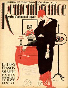 Remembrance, 1919 (ill.: Roger De Valerio); ref. 141