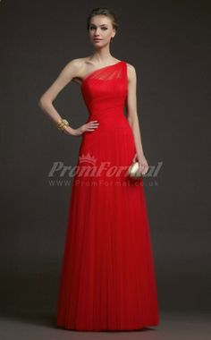 Beautiful Red long prom dresses