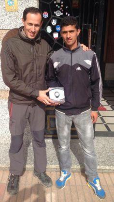 14ème étape de Courir le Maroc à Meknes, chef-lieu de la région de Meknes-Tafilalet : done !