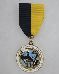 """The Navy Recruiting District San Antonio's 2015 Fiesta Medal commemorates the U.S. Navy Reserve centennial with its motto, """"Ready Then -- Ready Now -- Ready Always."""" Photo: JUANITO M GARZA, By Juanito Garza, San Antonio Express-News / San Antonio Express-News"""