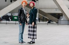 Our Best Street Style Snaps From Seoul Fashion Week  Seoul Fashion Week is a bright spot on the street style calendar. In fact, the South Korean capital's street style might just be our favorite here at the Vogue office. Why? Because few cities take dressing for the camera as seriously, or seem to have as much fun. And that goes not just for the …  http://www.vogue.com/slideshow/seoul-fashion-week-street-style-fall-2017