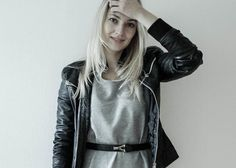 Zara leather jacker  www.lily.fi/palsta/lilous-crush