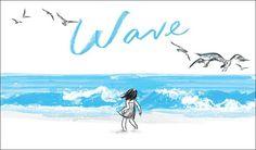 A onda (Autora: Suzy Lee, Editorial: Barbara Fiore) http://www.suzyleebooks.com/