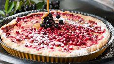 Gluteeniton marjatoscapiirakka - Kotiliesi.fi Acai Bowl, Breakfast, Food, Dulce De Leche, Acai Berry Bowl, Morning Coffee, Essen, Meals, Yemek