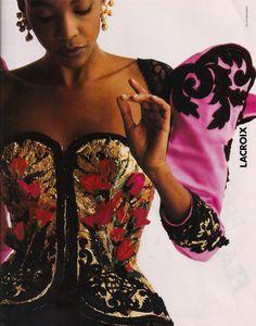 Lacroix 1989 Elle Magazine