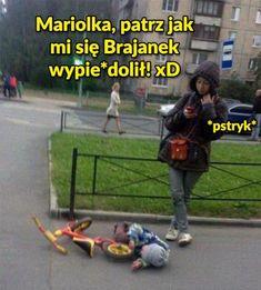 Very Funny Memes, Haha Funny, Lol, Polish Memes, Weekend Humor, Education Humor, Offensive Memes, Best Memes, Movie Stars