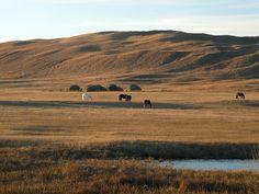 The Nebraska Sandhills There is plenty of water in them thar hills.