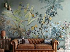 Téléchargez le catalogue et demandez les prix de Polly By tecnografica italian wallcoverings, papier peint en impression numérique à fleur, Collection i decorativi