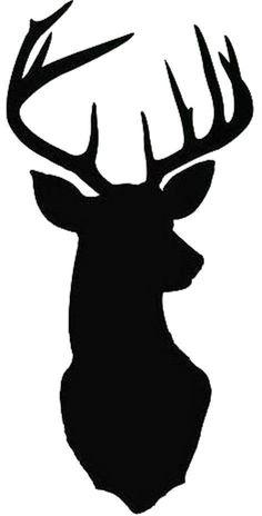 Details about Deer Stencil Deer Head Monarch Silhouette Home Decor Wall Art . Details about Deer Stencil Deer Head Monarch Silhouette Home Decor Wall Art Pillow Stencil Decking on the house is just . Silhouette Design, Hirsch Silhouette, Vogel Silhouette, Deer Head Silhouette, Ship Silhouette, Reindeer Silhouette, Silhouette Painting, Deer Stencil, Stencil Art