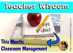 Welcome Back to the second round of Teacher Wisdom. This month we are sharing our teacher wisdom on Classroom Management. I am focusing on parent communication.  It's always important to start the new school year with strong parent communication.  In this post read about something NEW, something OLD, something BORROWED and something TRUE.  I've also added something FREE. Come check it out!