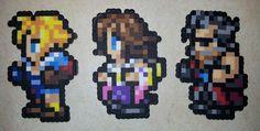 Final Fantasy 10 perler by IAmArkain.deviantart.com on @deviantART