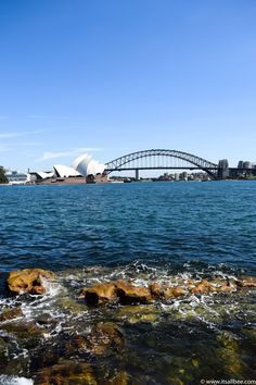 Traveling Alone in Australia Sydney Harbour Bridge and Oper House photography Coast Australia, Visit Australia, Australia Travel, Sydney Australia, Australia Hotels, Victoria Australia, Best Places To Travel, Places To Visit, Tips For Traveling Alone