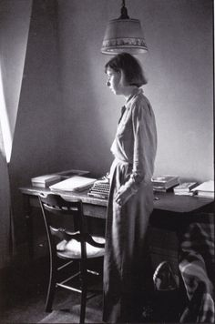 Image result for carson mccullers at yaddo
