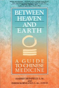 A Layman's introduction to Chinese Medicine