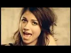 Gabriella Cilmi * SWEET ABOUT ME - YouTube