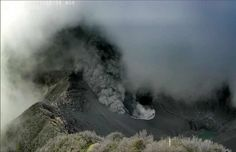 New explosion of ash at Costa Rica's Turrialba Volcano