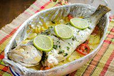 Receita simples de rápido preparo e sabor delicado.Ótima para praia ou verão.