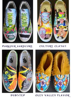1d3876cbed Help Ms. Olexy s art students of Oley Valley win the 2012 Vans Custom  Culture Shoe