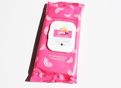 You'll Want to Say Yes to Yes to Grapefruit Brightening Facial Towelettes By: Danielle