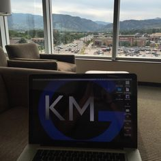 Not just a brand, it's a lifestyle! Taken in the new multimillion dollar KMG Studios in Boulder, CO. #KMGLIFE