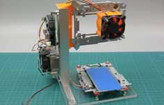 Hello everybody, this is project How-ToDo, today I'll show you how I made a laser engraver from old DvD drives. Before we start I have to say that as most of my. Arduino Cnc, Cnc Router, Graveuse Laser, Diy Laser Engraver, Electronics Mini Projects, Simple Arduino Projects, Simple Pictures, Technology World, Take Apart