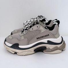 Taupe, Beige, Gray, Air Max Sneakers, Sneakers Nike, Balenciaga, Nike Air Max, Mesh