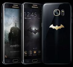 Sorprendente Samsung Galaxy S7 edición Injustice