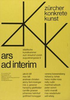 Städtische Kunstkammer zum Strauhof, Zürich – Hans Neuburg, 1970