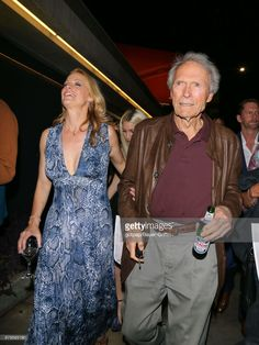 News Photo : Clint Eastwood is seen on May 05, 2017 in Los...