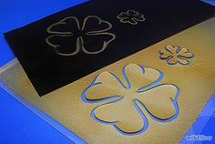 How to Make Spray Paint Stencils ~wikihow.com