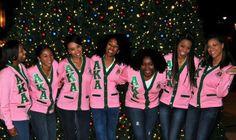 Alpha Kappa Alpha Sorority Inc. Aka Sorority, Alpha Kappa Alpha Sorority, Sorority Life, Sorority And Fraternity, Black Is Beautiful, Pretty In Pink, Pretty Girls, Graduation Photoshoot, Custom Greek Apparel