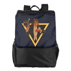 Alice Cooper Welcome To My Nightmare Outdoor Unisex Walking Backpack >>> See this great product.